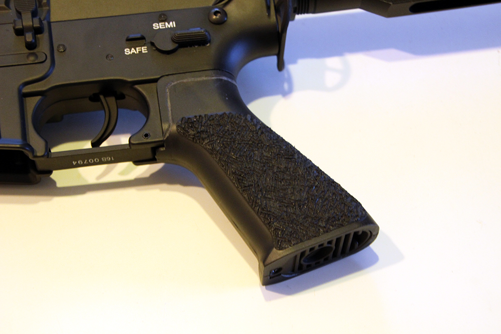 "ASG Devil 10"" Keymod stippling 2"