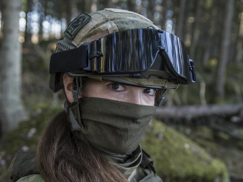 Taktiska goggles
